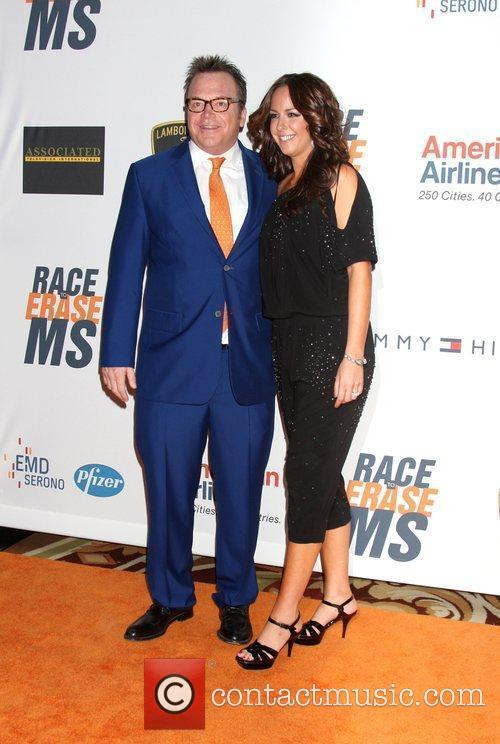 Tom Arnold and his wife The 17th Annual...