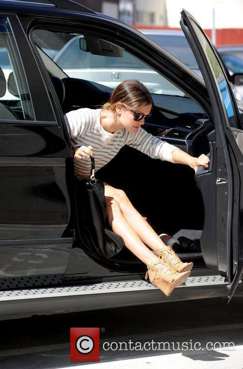 Rachel Bilson and Christian Dior 8