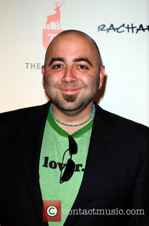 Duff Goldman  Seven daughter and Rachael Ray's...