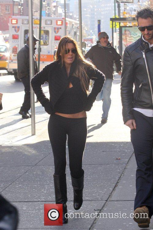 Tiger Woods' alleged mistress Rachel Uchitel heads back...