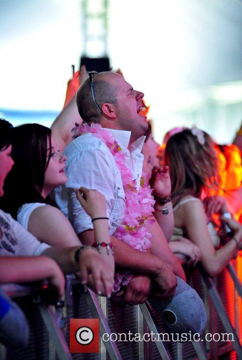 Atmosphere Radio 1's Big Weekend - Day 1...
