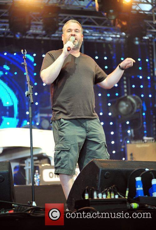Chris Moyles Radio 1's Big Weekend - Day...