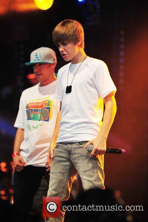 Justin Bieber Radio 1's Big Weekend - Day...