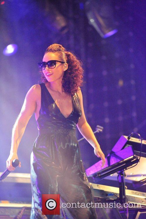 Alicia Keys, Radio 1 Big Weekend