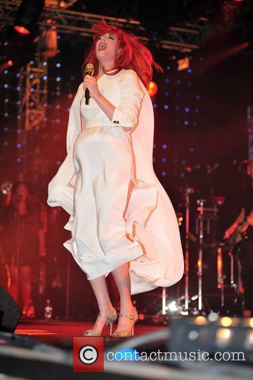 Florence Welch, Radio 1 Big Weekend