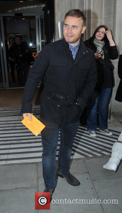 Gary Barlow 10