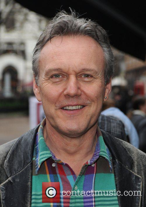 Actor Anthony Head and Anthony Head 2