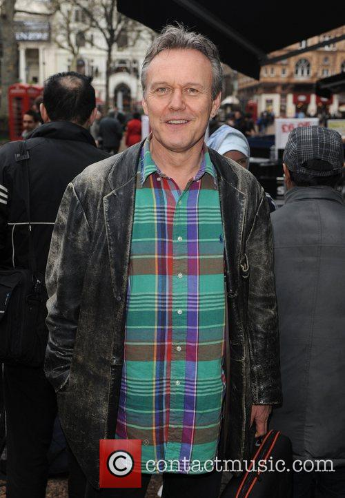 Actor Anthony Head and Anthony Head 1