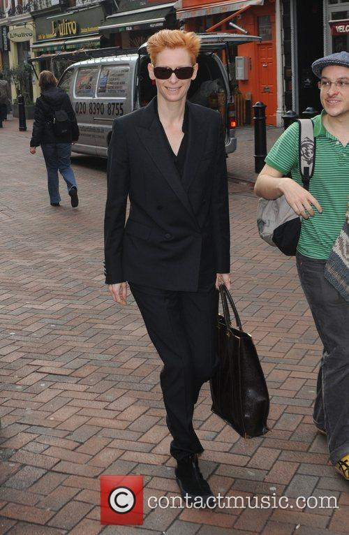 Actress Tilda Swinton, Tilda Swinton