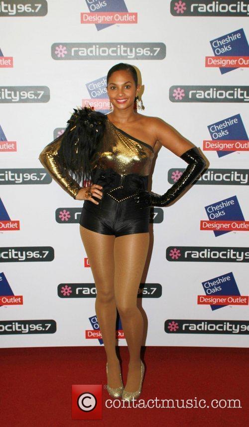 Alesha Dixon Radio City 96.7 LIVE event held...