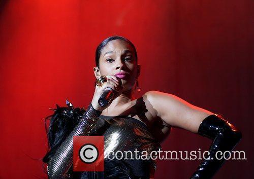 Alesha Dixon performing at Radio City 96.7 LIVE...