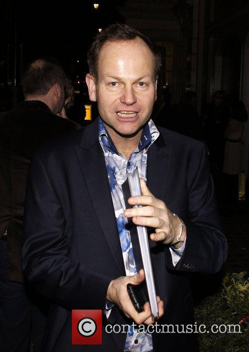 At The Radio Times Covers Party 2011 held...