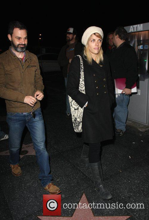 Busy Philipps and Radiohead 1