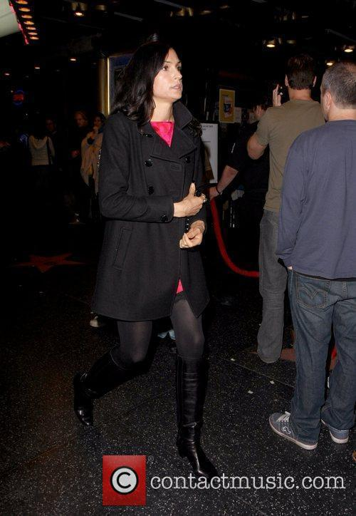 Famke Janssen and Radiohead 2