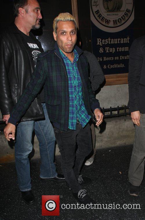 Tony Kanal and Radiohead 3