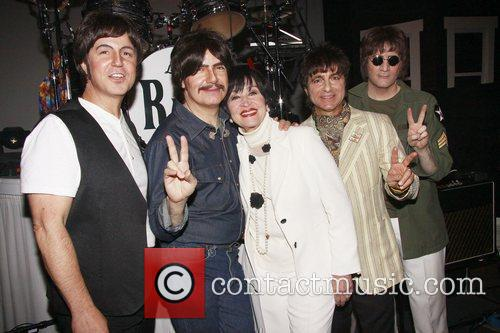 Sir Paul Mccartney, Chita Rivera, George Harrison, John Lennon, Neil Simon and Ringo Starr 5
