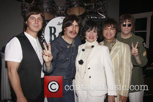 Sir Paul Mccartney, Chita Rivera, George Harrison, John Lennon, Neil Simon and Ringo Starr 10