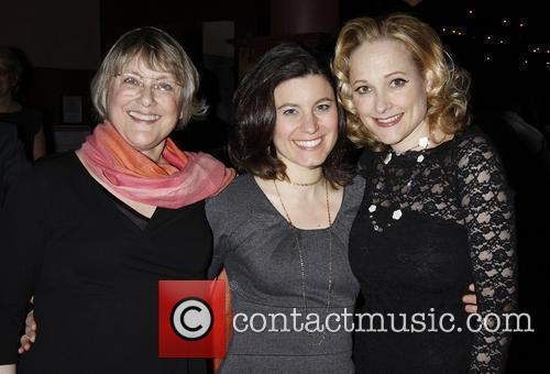 Mary Beth Hurt, Susan Pourfar, and Kate Blumberg...