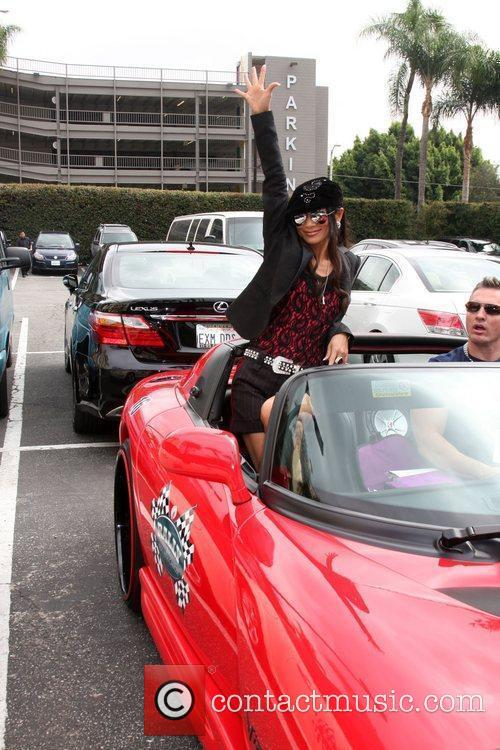 Bai Ling at the 'Rally for Kids with...