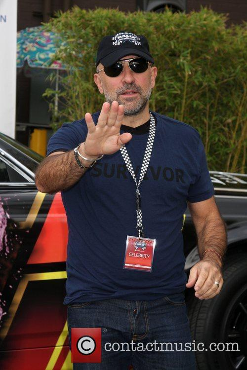 Carlo Rota at the 'Rally for Kids with...