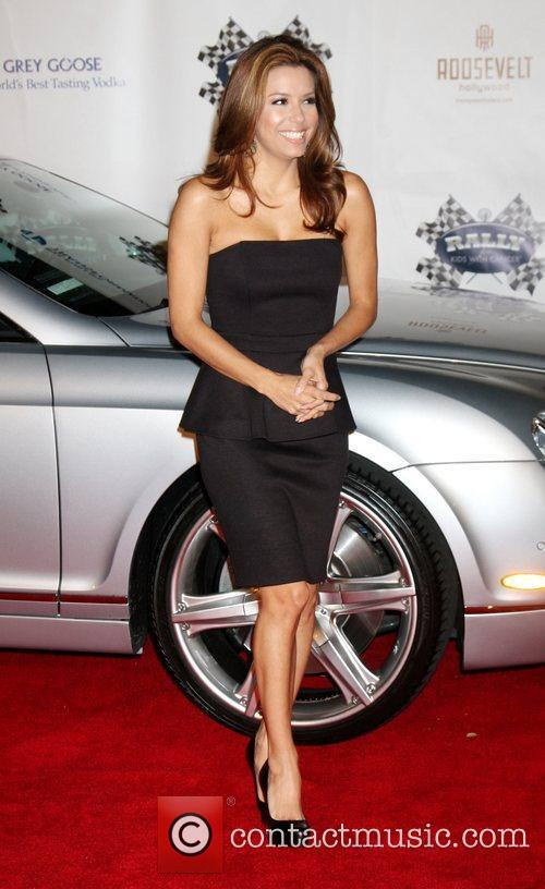 Eva Longoria-Parker 'Rally for Kids with Cancer' Kick-off...