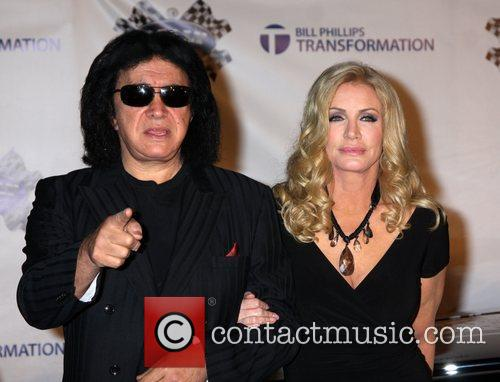 Gene Simmons, Shannon Tweed 'Rally for Kids with...