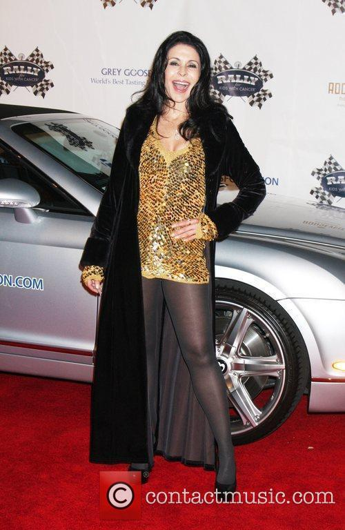 Maria Conchita Alonso 'Rally for Kids with Cancer'...