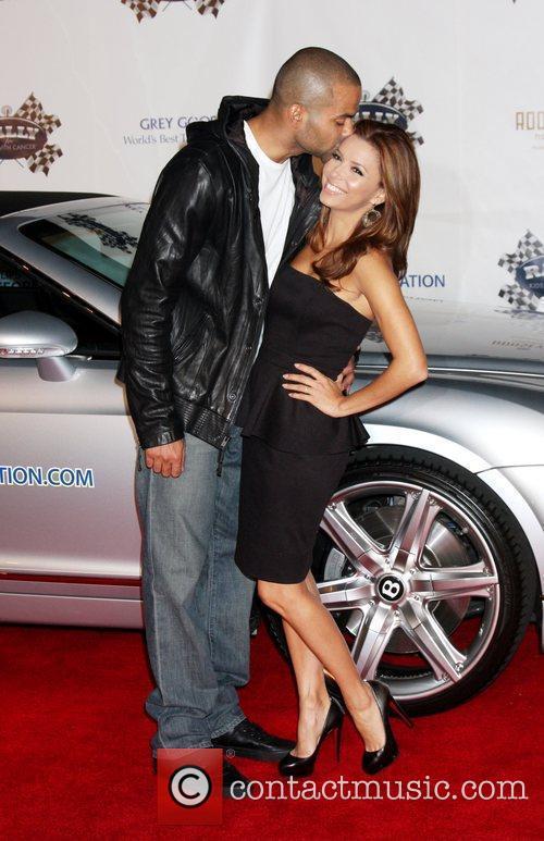 Tony Parker, Eva Longoria-Parker 'Rally for Kids with...