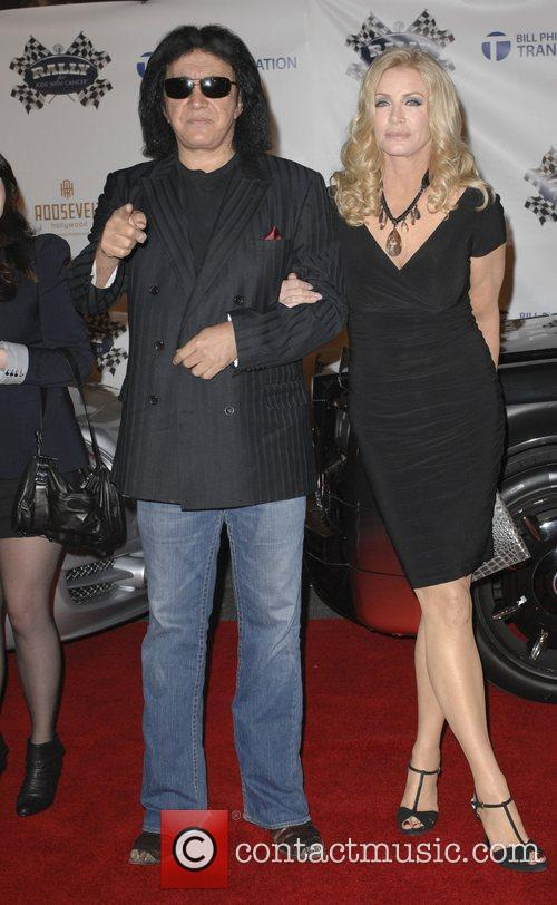 Gene Simmons and Shannon Tweed 'Rally for Kids...
