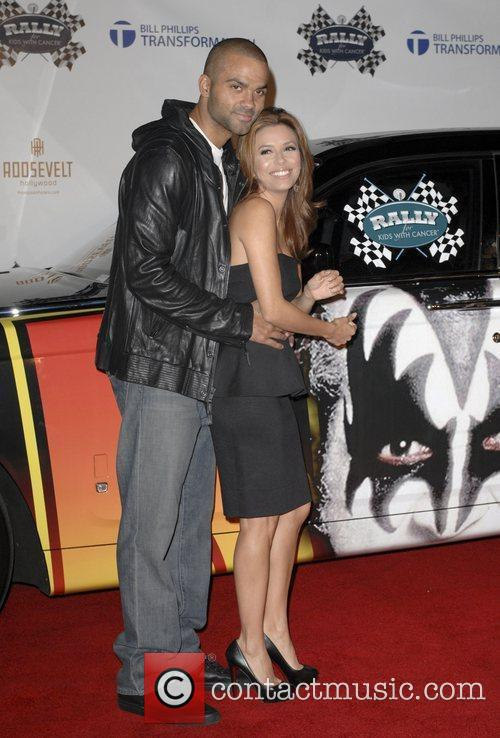 Tony Parker and Eva Longoria 10