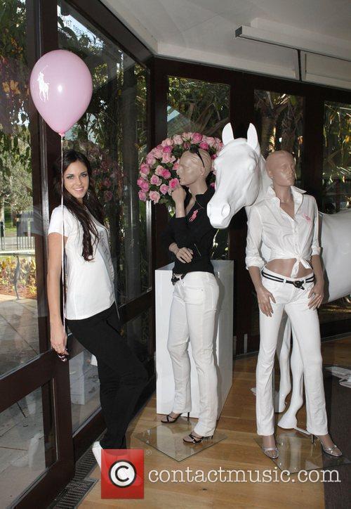Ralph Lauren's Pink Pony 10th Anniversary Walk to...