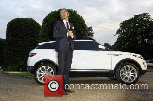George Lamb  Range Rover - 40th anniversary...