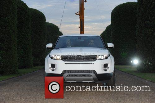 Atmosphere Range Rover - 40th anniversary party held...