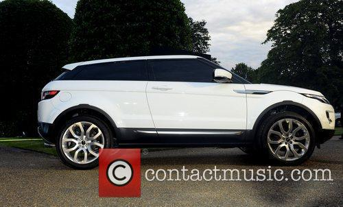 The New Range Rover EVOKE (Due out next...