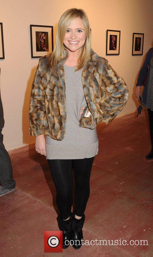 Karen Koster,  Artist Rasher launches his 'Womb...