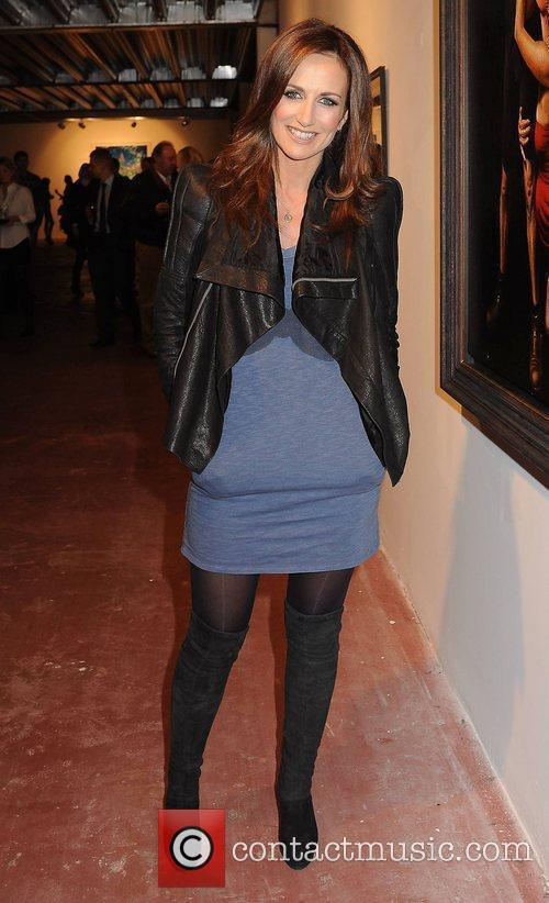 Lorraine Keane,  Artist Rasher launches his 'Womb...