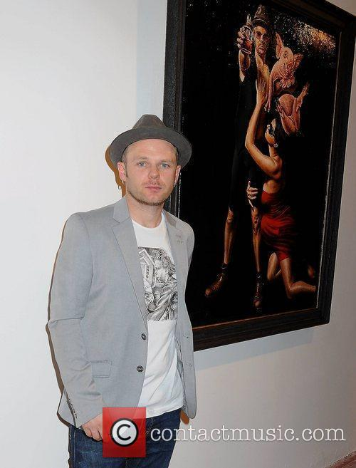 Rasher,  Artist Rasher launches his 'Womb To...