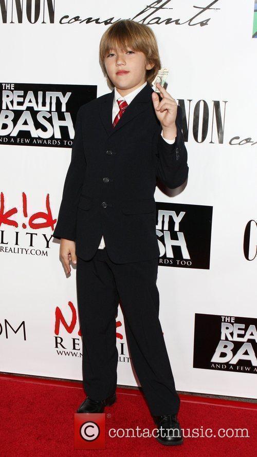 Bogart Rainey The Reality Bash, celebrating stars of...