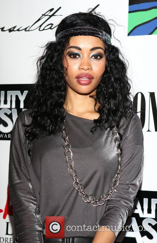 Chima Simone The Reality Bash, celebrating stars of...
