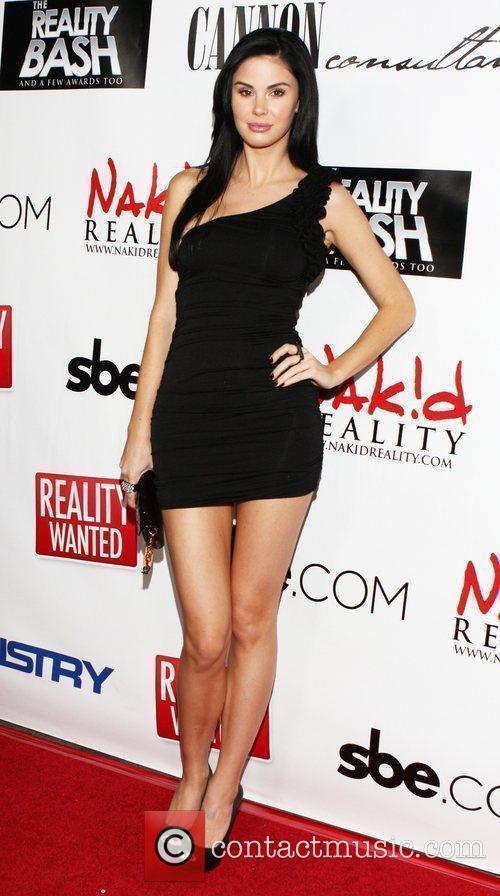 Jayde Nicole The Reality Bash, celebrating stars of...