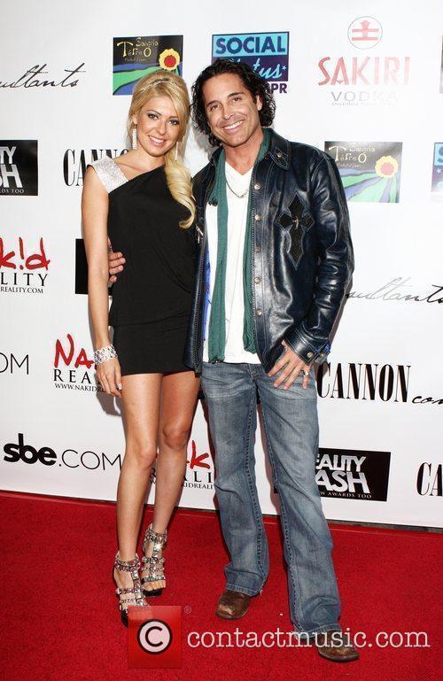Kaylee Taylor and Jonathan Baker The Reality Bash,...