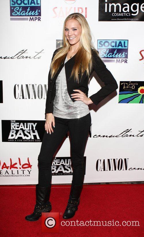 Kristen Dalton The Reality Bash, celebrating stars of...