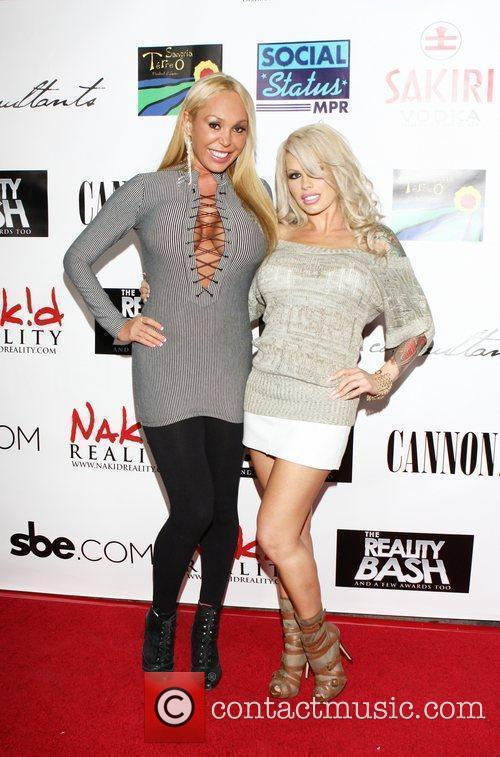Mary Carey and Brooke Haven The Reality Bash,...