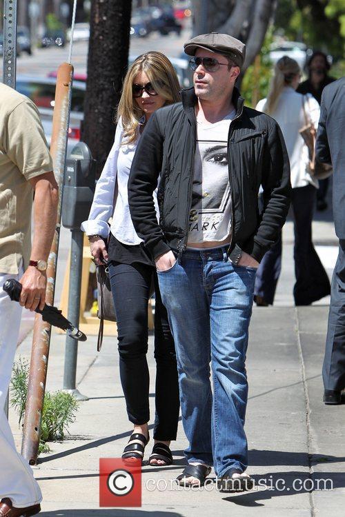 Rebecca Gayheart  seen leaving La Conversation cafe...