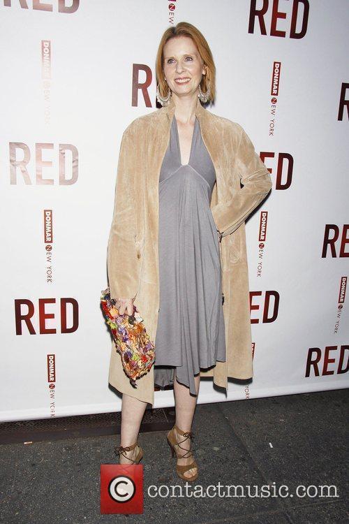 Cynthia Nixon  Opening night of the Broadway...