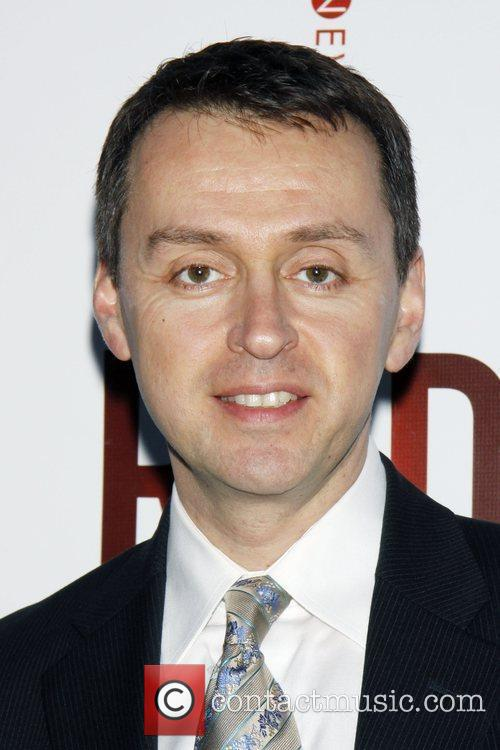 Andrew Lippa Opening night of the Broadway play...