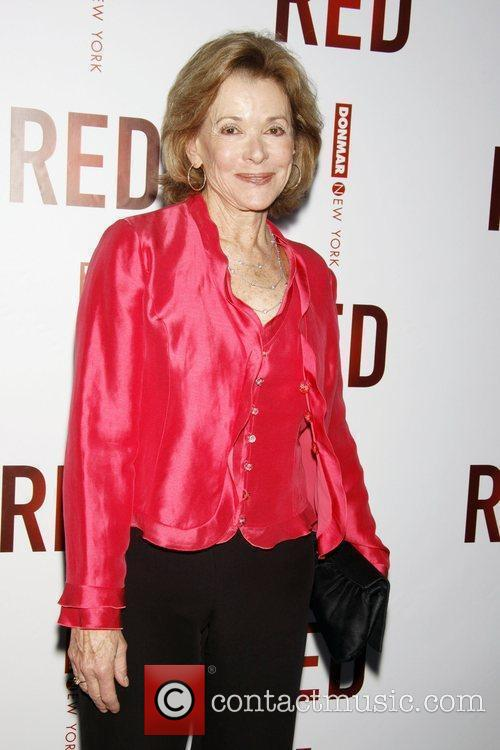 Jessica Walter  Opening night of the Broadway...
