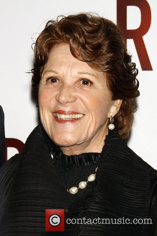 Linda Lavin  Opening night of the Broadway...