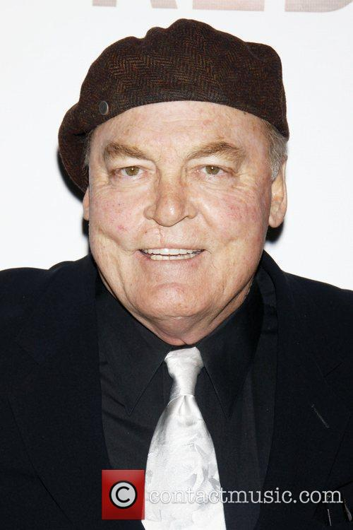 Stacy Keach  Opening night of the Broadway...