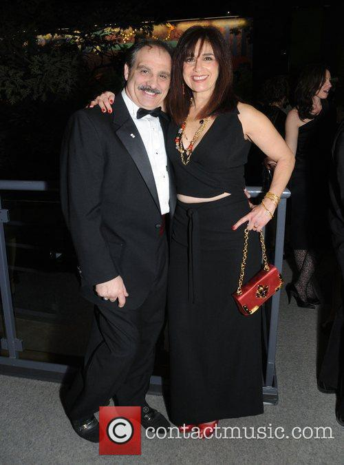 Frank Sestito and Valerie Knight attends the 'Red...